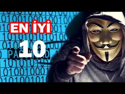 Hackerları KONU Alan EN İYİ 10 Film