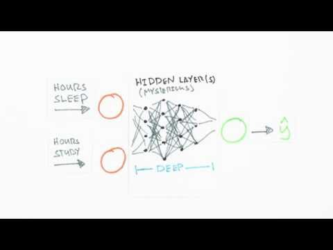 Data and Architecture by Welch Labs on YouTube