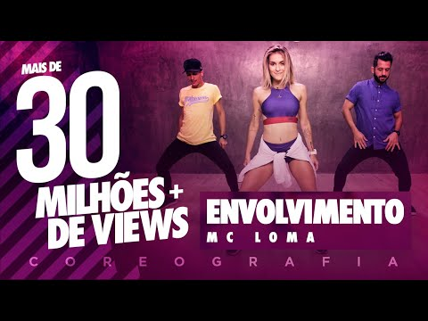 Envolvimento - MC Loma | FitDance TV (Coreografia) Dance Video