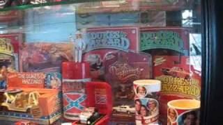 Dukes of Hazzard vintage toy collection