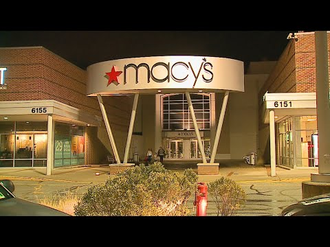 Macy's Closing At Glendale Town Center In Indianapolis