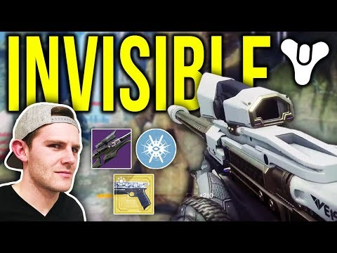 THE INVISIBLE WARLOCK BUILD IS INSANE!! | Destiny 2 PvP Gameplay (23)