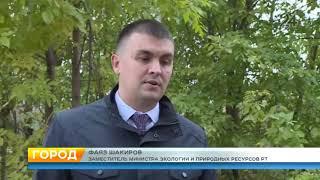 Татарстанские экологи пресекли рейдерский захват реки Криуша