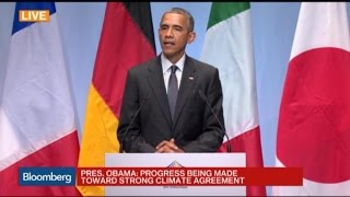 Obama: G-7 Strongly United in Support of Ukraine