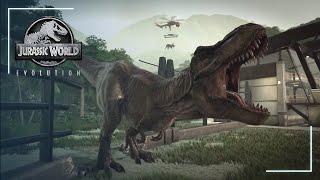 Jurassic World Evolution   Pre-Order Now!   Jurassic World