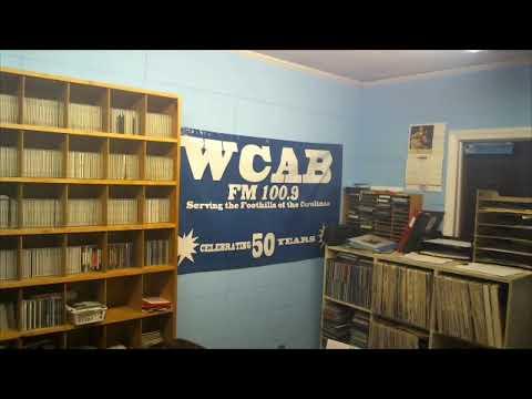 WCAB RADIO Live Stream - UNC Vs. Wake Forest