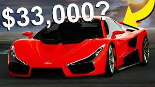 The $30,000 Supercar You've NEVER HEARD OF! (Factor Aurelio)