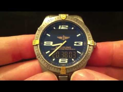 Breitling Aerospace F75362 with Repetition Minutes