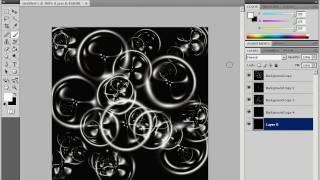 Рисуем мыльные пузыри в PhotoShop (5/5)