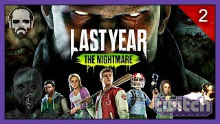 PRIMERA BETA (Parte 2) | LAST YEAR: THE NIGHTMARE Gameplay Español