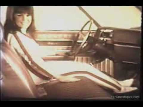 1969 Ford Galaxie 500 Commercial