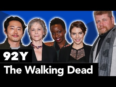 The Walking Dead Cast and Executive Producer in Conversation