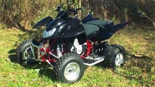 DRR USA 450cc Sport ATV - Features First Look