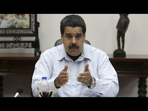 Venezuela offers to take in 20,000 Syrian refugees