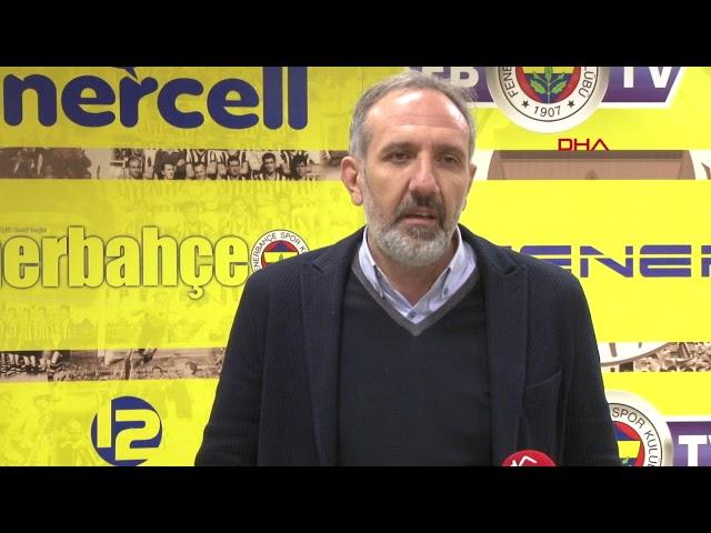 Atiker Konyaspor 2'nci başkanı Selçuk Aksoy'un açıklamaları