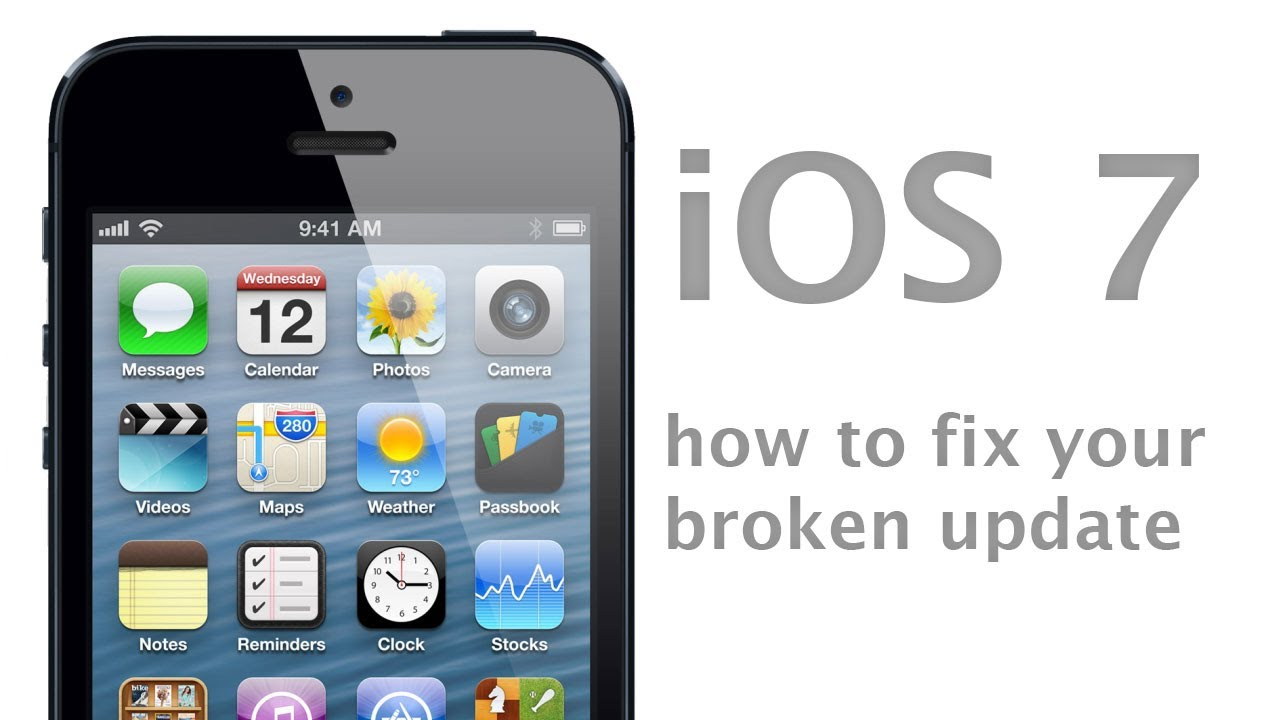 iphone 4s wont update how to fix iphone 5 4 4s or ipod that won t turn on after 14461