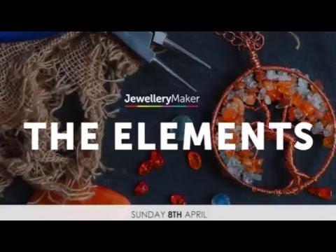 JewelleryMaker LIVE 07/04/18: 6PM - 10PM