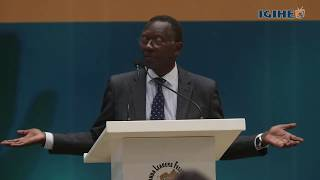 Pasiteri Rutayisire yabwirije abayobozi bakuru b'igihugu yifashije imigani