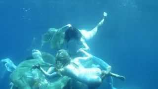 Apsara, Spirits of the sea underwater film inspiring a relationship...