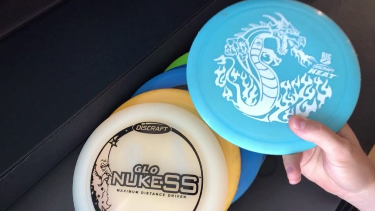 DRIVER FOR DISCRAFT FOREHAND