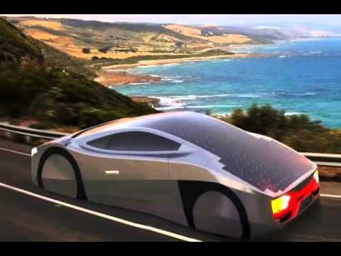 The World S First Solar Powered Sports Car Could Drive