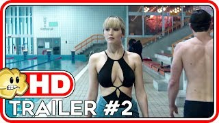 Red Sparrow Official Trailer #2 HD (2018) | Jennifer Lawrence, Joel Edgerton | Thriller Movie