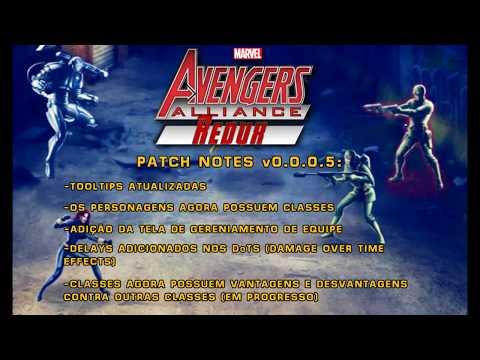 Marvel: Avengers Alliance - REDUX v0 0 0 5 : MAA