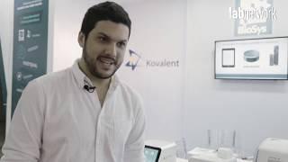 BioSys Kovalent mostra seu know how durante o 46º Congresso Brasileiro de Análises Clínicas 2019