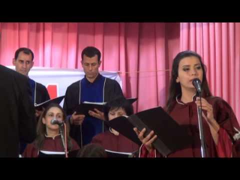Maronite Musical Evening by Holy Spirit Univ. Choir, Kaslik, Lebanon at Kottayam.
