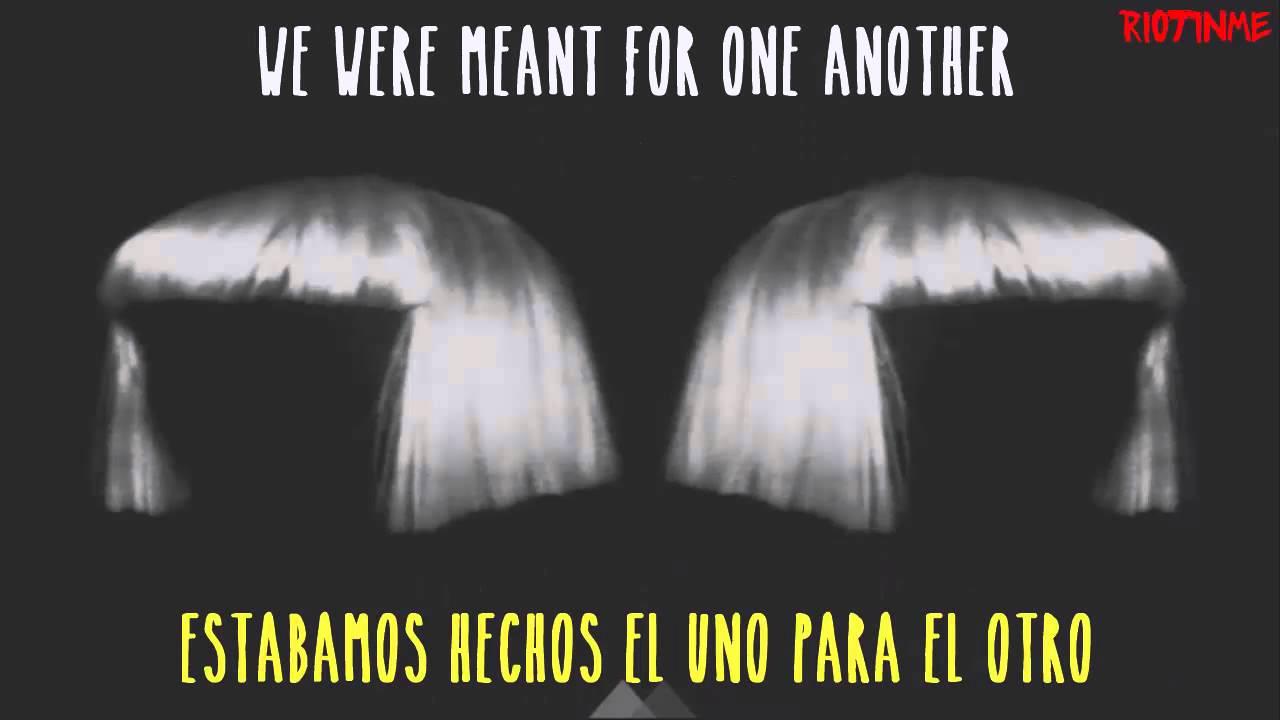 Sia-Fire Meet Gasoline (Lyrics+Sub.español) - YouTube