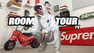 Epic Hypebeast ROOM TOUR - Supreme, Bape, Off-White and Yeezys