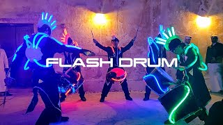 Flash Drum / Cie La Timba del Mundo