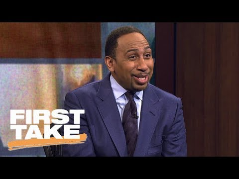 Stephen A. Smith laughs at Will Cain saying Cowboys are 'returning to greatness'   First Take   ESPN