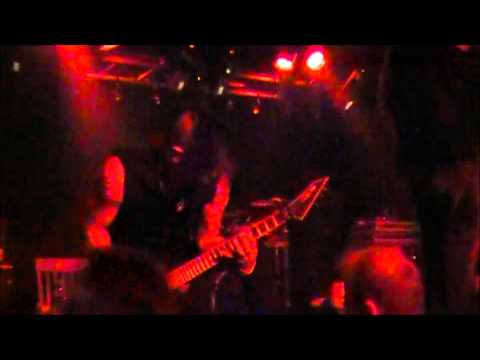 Manntis - Axe Of Redemption: Live @ Romano's