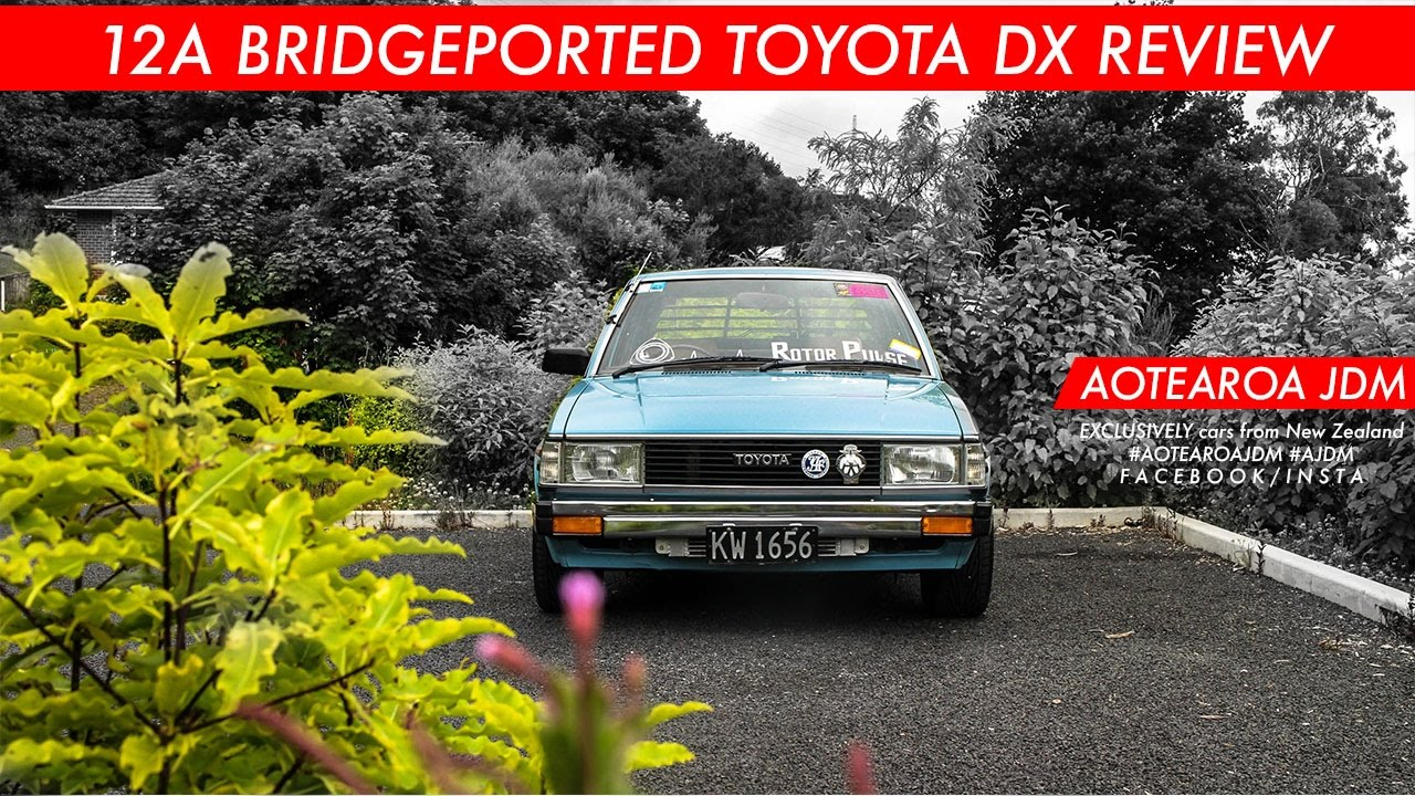 250Hp Toyota Ke70 12A Rotary