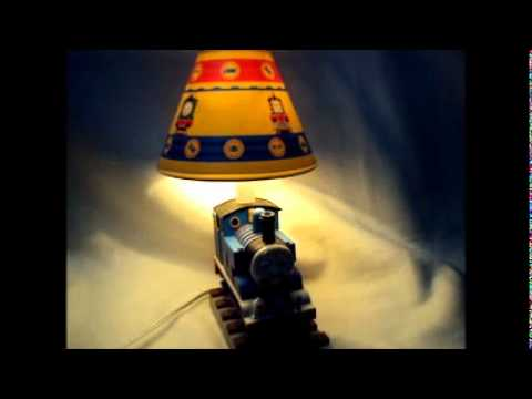 Thomas Train Lamp   YouTube