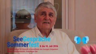Die neue Physik zum Nutzen der Menschen - Dr. Klaus Volkamer - Seegespräche Sommerfest