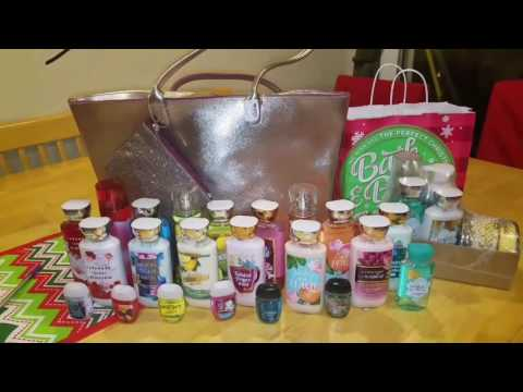 Bath & Body Works Black Friday Couponing Haul (ends Friday, 11/25 @ 10pm)