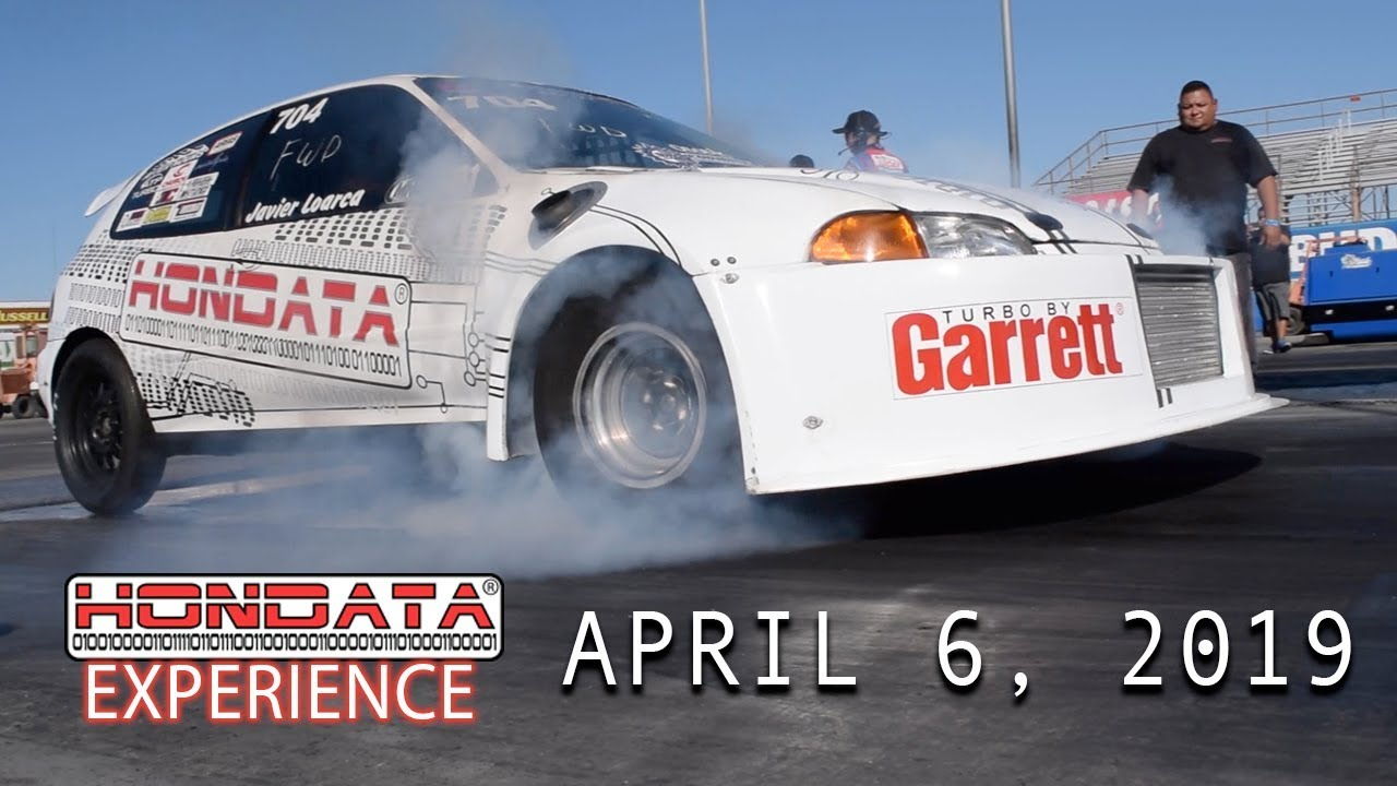 Hondata Experience Official Trailer #1 - April 6, 2019 Auto Club Famoso  Raceway