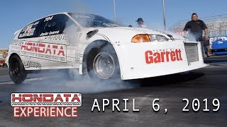 Hondata Experience Official Trailer #1 - April 6, 2019 Auto Club Famoso Raceway