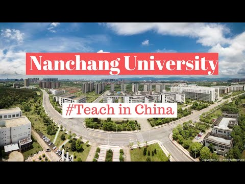 Nanchang University (Campus View) | 南昌大学延时摄影