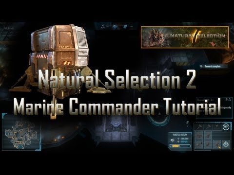 Natural Selection 2 Marine Commander Tutorial