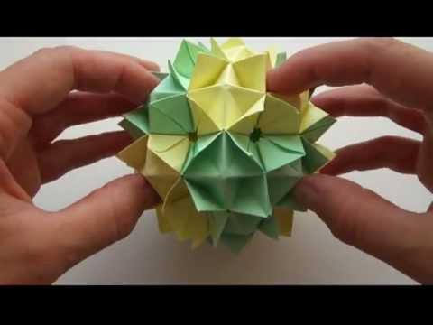 Модульное оригами | Украшение