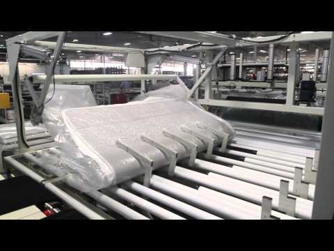 Mattress Compression - Model 1390HCA - (legacy video)