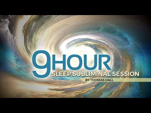 Calm & Confident Public Speaking - (9 Hour) Sleep Subliminal Session - By Thomas Hall