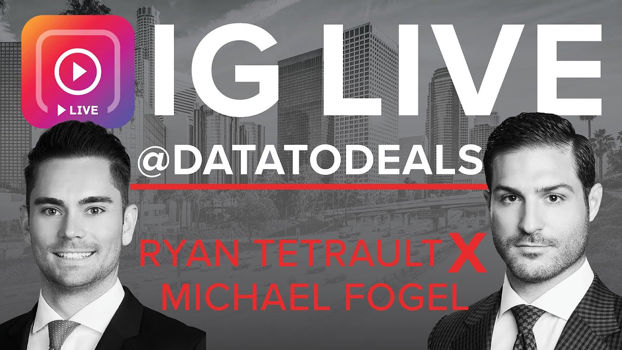 The Young Guns of Commercial Real Estate | Ryan Tetrault with Michael Fogel
