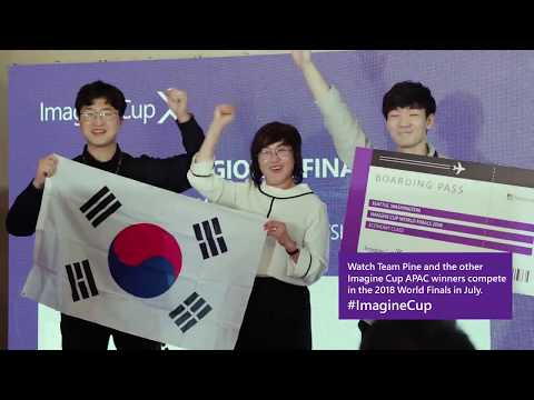 2018 Imagine Cup Asia Pacific National Final