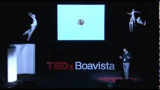 Move a mente: Vitor Hugo Teixeira at TEDxBoavista