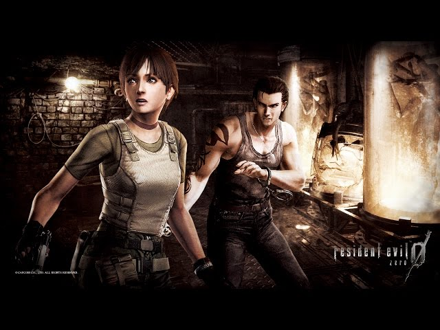Resident Evil Zero [ Macacos Que Me Mordam E O Que � Esse Enigma De Animais ? ] Dicas Xbox One?