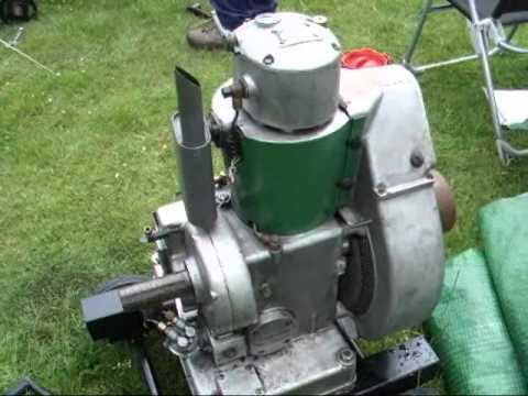 Villiers D270 Diesel Stationary Engine